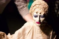 Atelier sur l'objet et la marionnette au théâtre Mouffetard (2017)